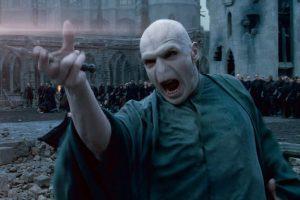 """El gran enemigo de """"Harry Potter"""" también lo conocen como el temible """"Fody"""". Foto:vía facebook.com/harrypottermovies"""