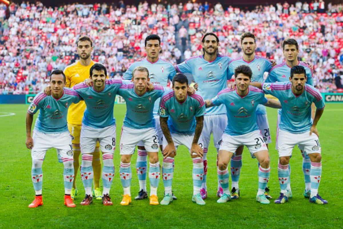 10. Celta de Vigo / Vigo / DT Eduardo Berizzo / DT Estadio Balaídos. Foto:Getty Images