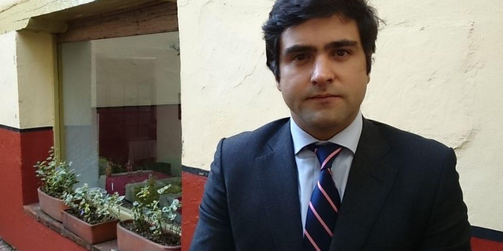 Samuel Hoyos (Centro Democrático)