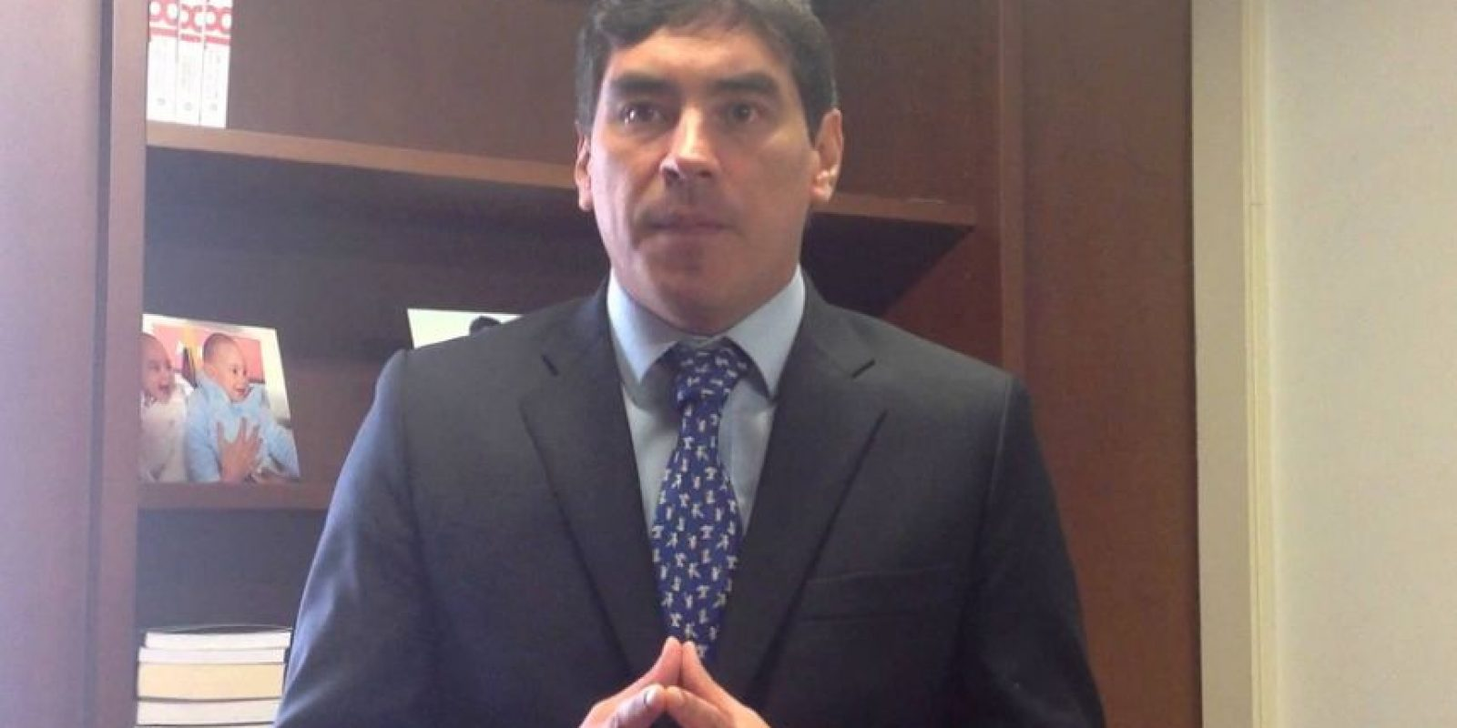 Álvaro Prada (Centro Democrático)