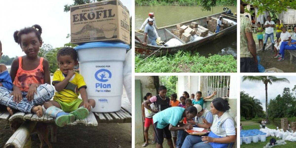 Plan entrega ayuda humanitaria a Tumaco