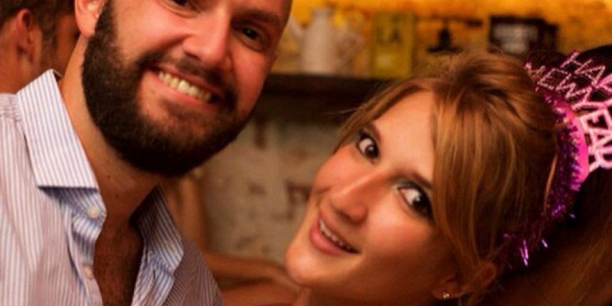 Foto: Daniela Vidal, la hermosa esposa de Nicolás de Zubiría el jurado de MasterChef