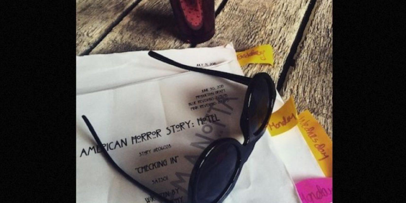 """""""American Horror Story"""" se estrenará el próximo 7 de octubre en Estados Unidos. Foto:Instagram/ladygaga"""