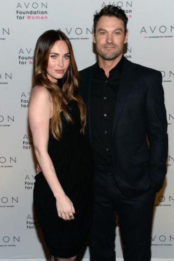 Megan sitúa la fecha oficial de la separación el pasado 15 de junio. Foto:Getty Images