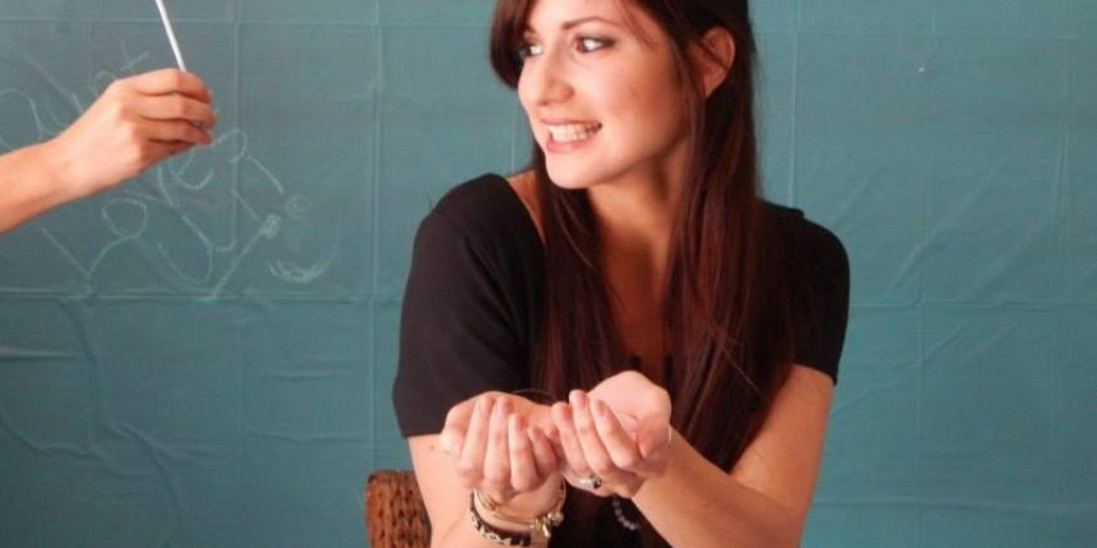 Y ella es Tiffany Posteraro Foto:Foto Vía Facebook/TiffanyPosteraro