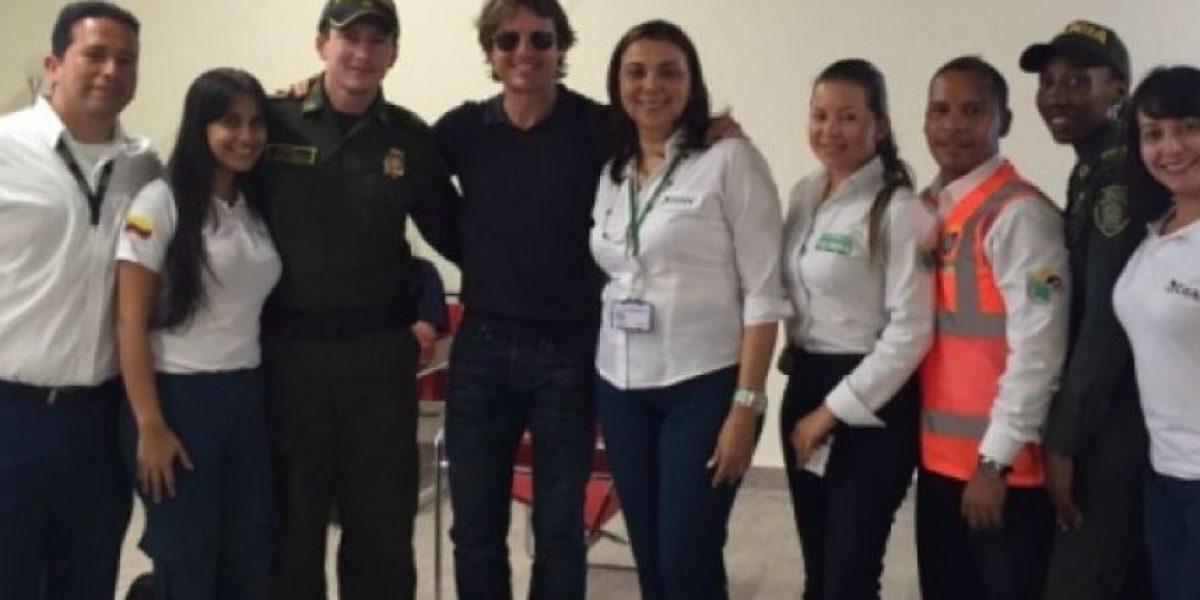 $6.100 millones movería la película que Tom Cruise rodará en Medellín