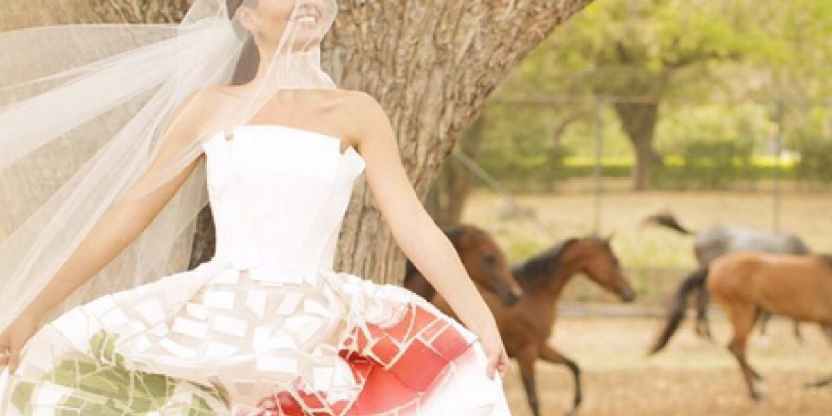Fotos: Las famosas mejor vestidas en la boda de Taliana Vargas