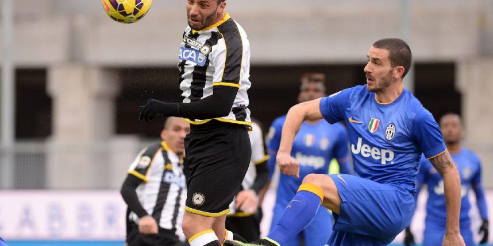 Juventus vs. Udinese/ 18:00 horas de Italia / Juventus Stadium Foto:Getty Images