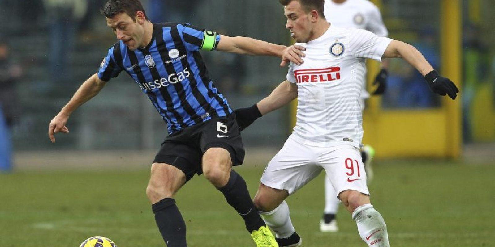 Internazionale vs. Atalanta / 20:45 horas de Italia / Estadio Giuseppe Meazza Foto:Getty Images