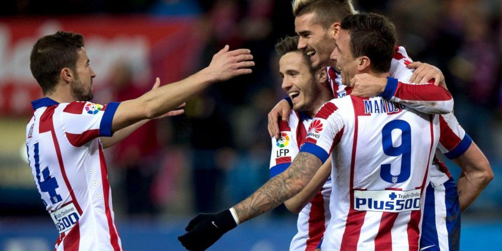 Atlético de Madrid vs. UD Las Palmas / 20:30 horas de España / Estadio Vicente Calderón Foto:Getty Images