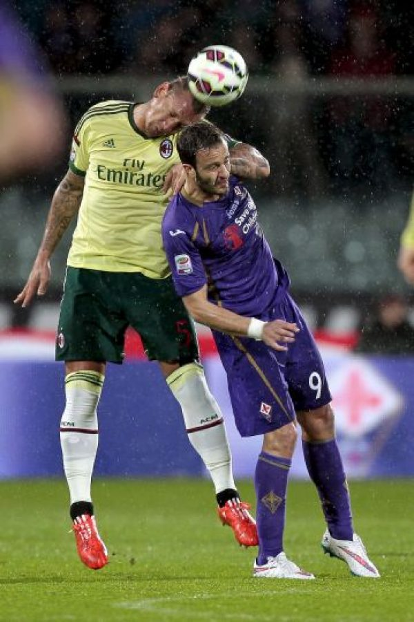 Fiorentina vs. Milán / 20:45 horas de Italia / Estadio Artemio Franchi Foto:Getty Images