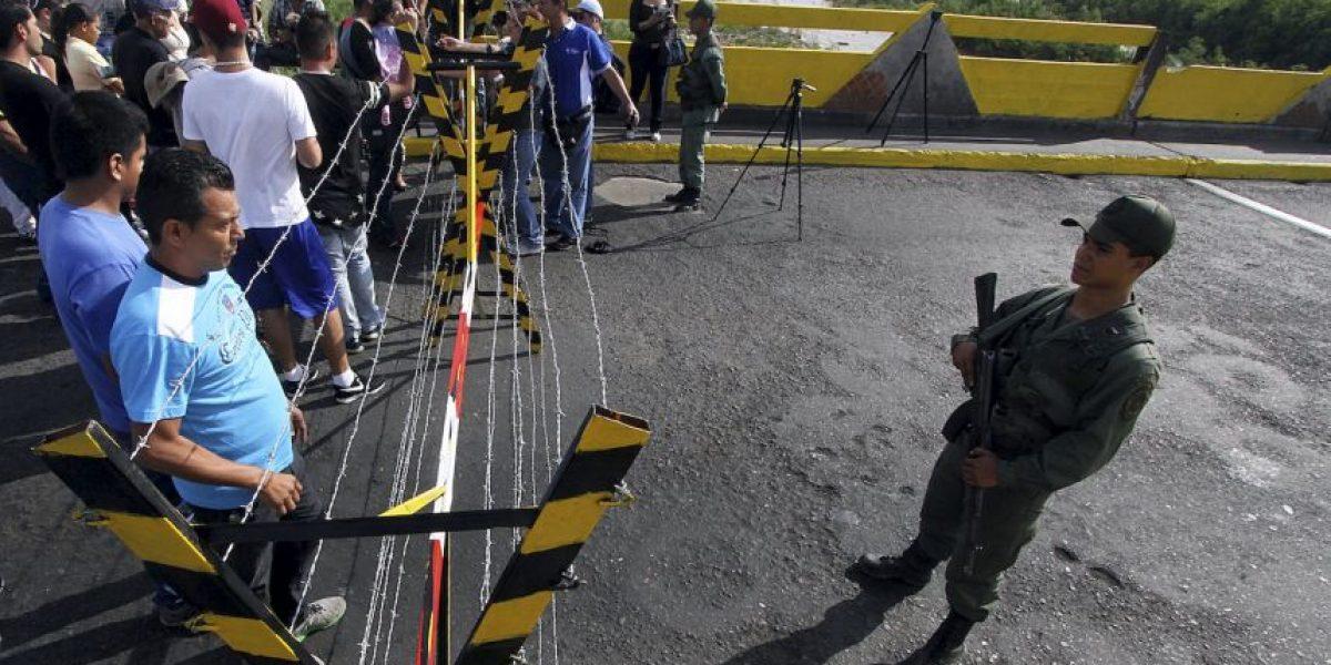 Maduro pone condiciones para abrir frontera con Colombia