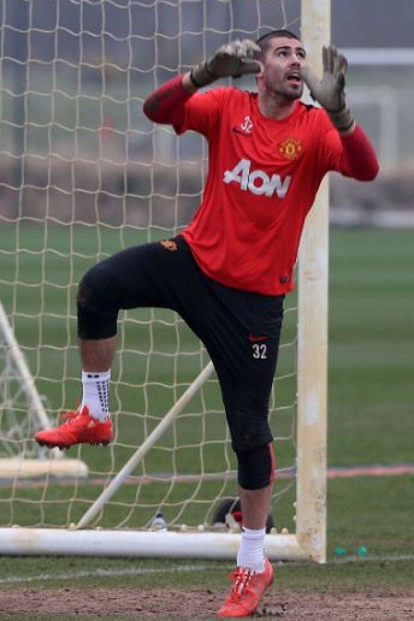 Valdés se formó en las categorías inferiores del Barcelona y de 2004 a 2014 fue el portero titular del Barcelona. Foto:Getty Images
