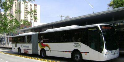 Transmetro de Barranquilla