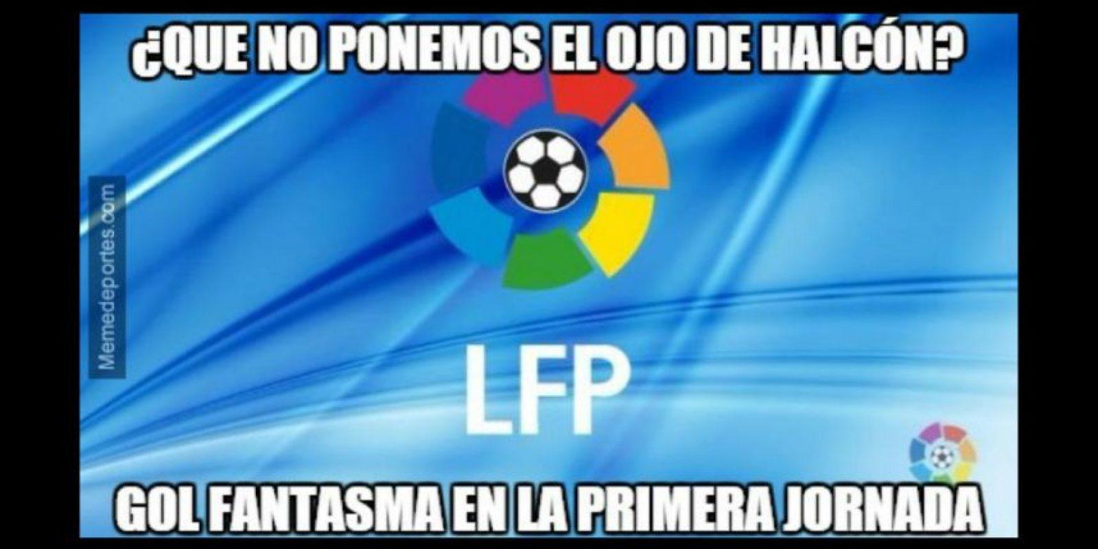 Aunque hubo polémica por un gol que no fue marcado. Foto:memedeportes.com