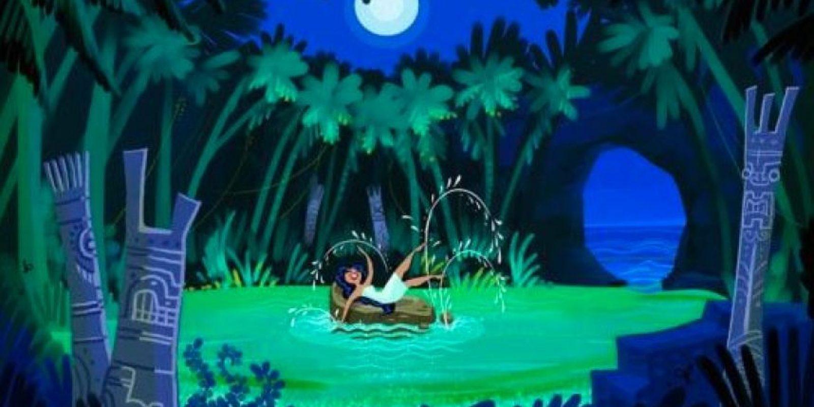"""""""Moana"""" fue presentada el 14 de agosto durante la convención anual de Disney, """"D23"""". Foto:Disney"""