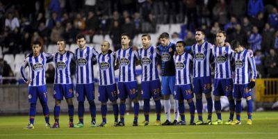 Equipo más viejo: Deportivo La Coruña (28.5 años) Foto:Getty Images