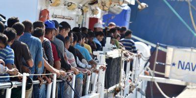 1. México a Estados Unidos- Foto:AP