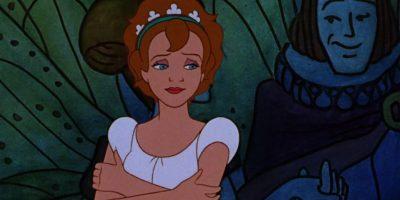 """Thumbelina de """"Pulgarcita"""", que también fue producida por Fox. Foto:thenamelessdoll.tumblr.com"""