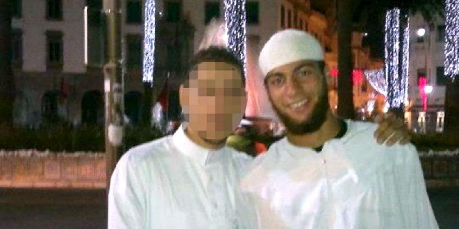 Mohamed El Khazzani, padre del presunto terrorista, mencionó que su hijo se marchó a Francia con un contrato de trabajo con la compañía telefónica Laica. Sin embargo, lo despidieron al mes. Foto:AFP