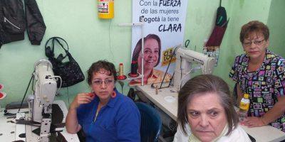 Foto:Facebook – Clara López