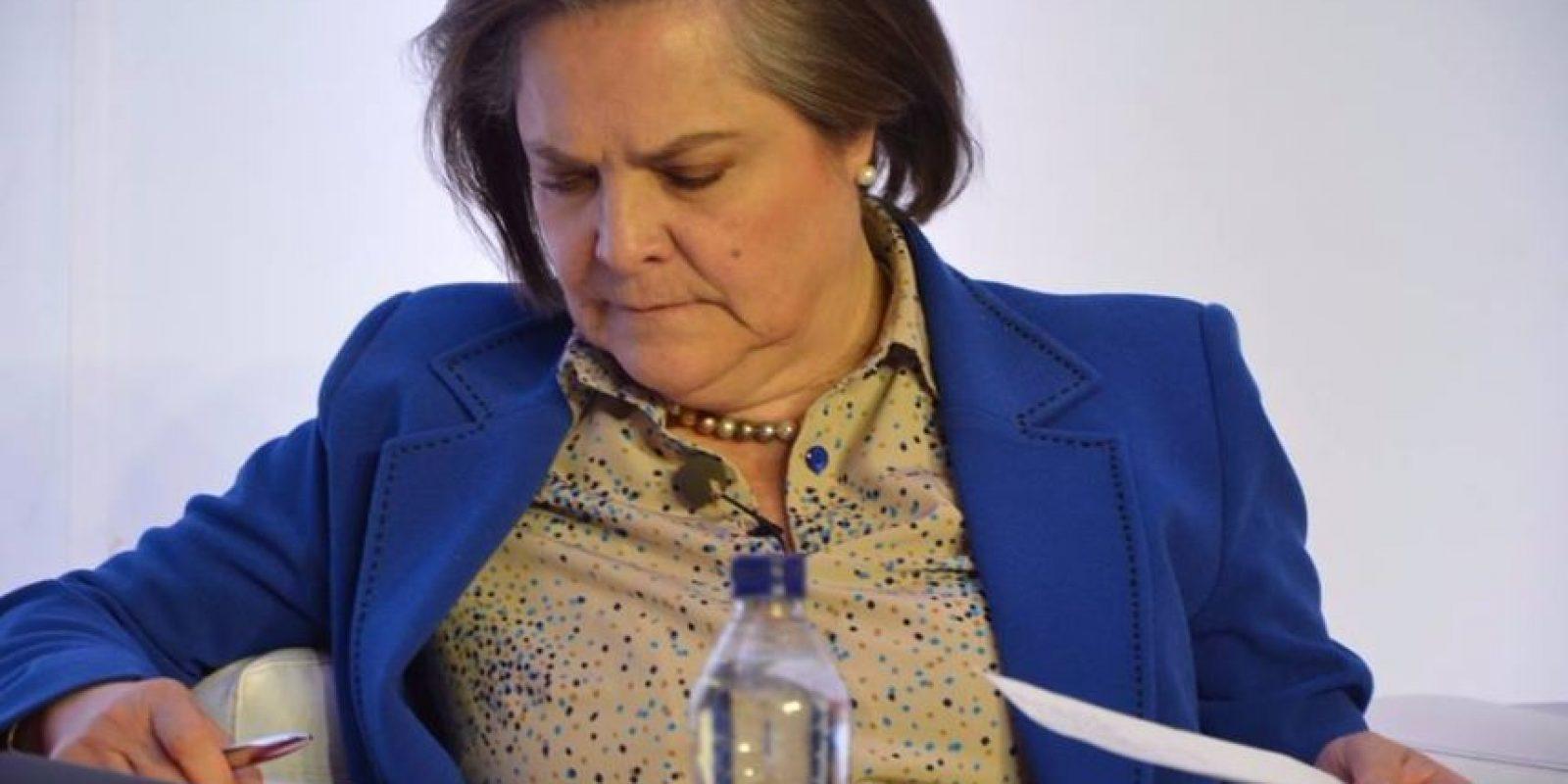 Clara López es la candidata del Polo Democrático Alternativo para las elecciones a la Alcaldía de Bogotá. Foto:Facebook – Clara López