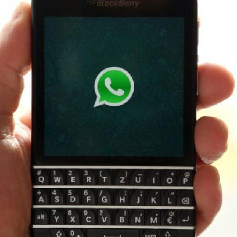 En abril de este año, el CEO de Whatsapp, Jan Koum, reveló que la aplicación alcanzó los 800 millones de usuarios en el mundo. Foto:Getty Images