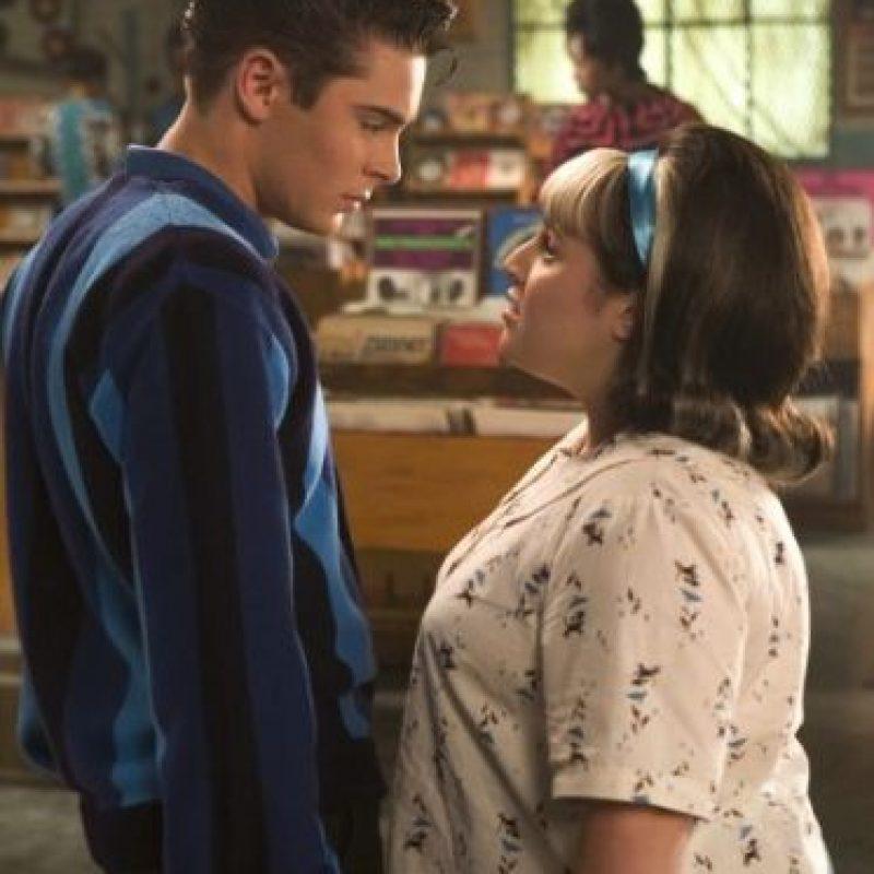 """En 2007, Efron también apareció en el musical """"Hairspray"""". Foto:IMDB"""