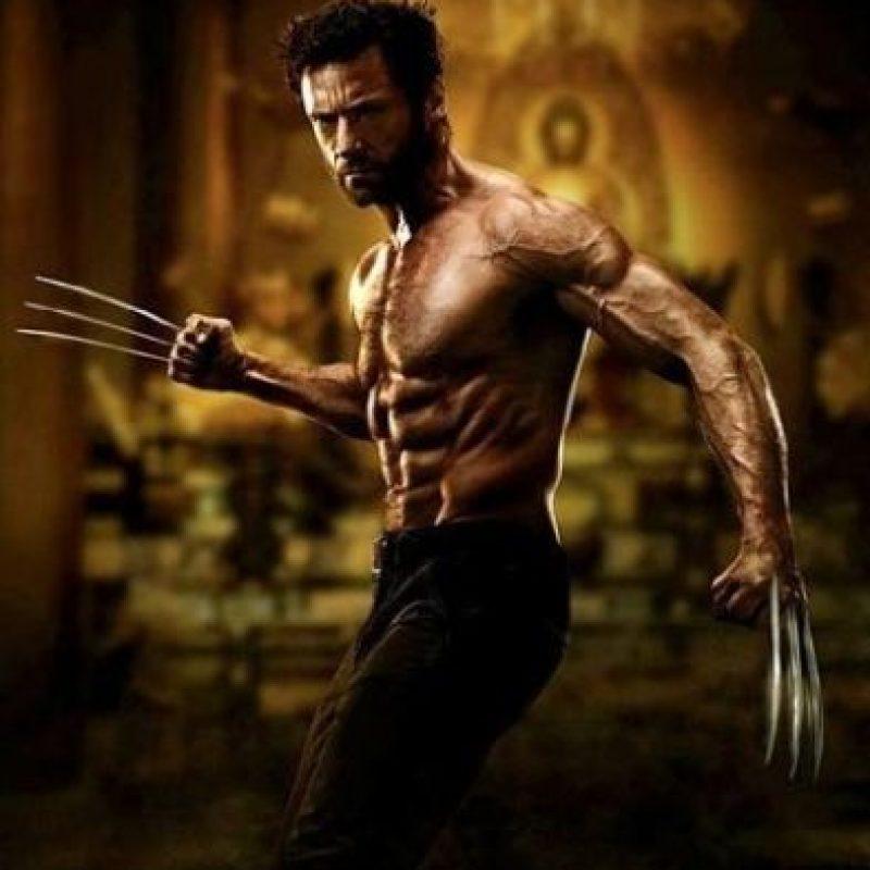 """""""Wolverin"""" es mejor conocido como """"Logan"""". Además es miembro de los """"X-Men"""". Foto:IMDb"""