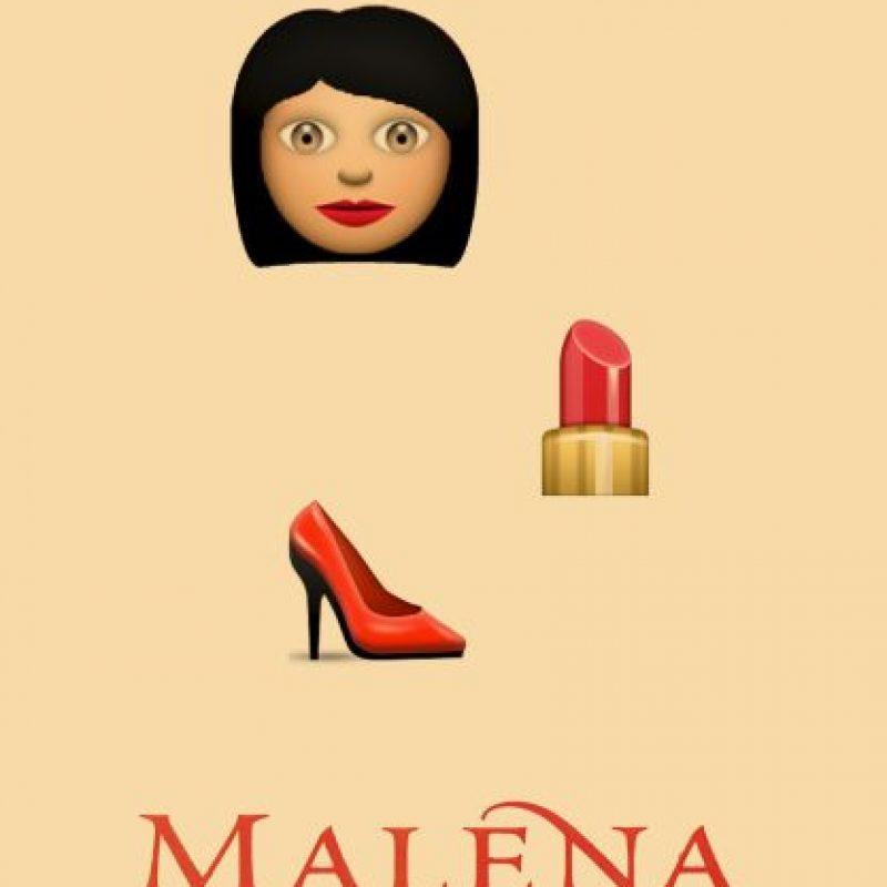 Malèna (2000). Foto:vía emojifilms.tumblr.com