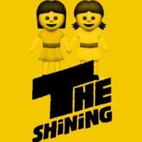 The Shining (1980). Foto:vía emojifilms.tumblr.com