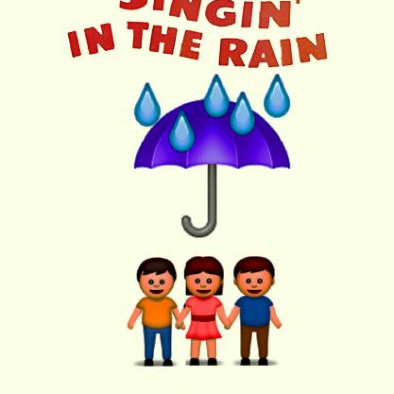 Singin' in the Rain (1952). Foto:vía emojifilms.tumblr.com
