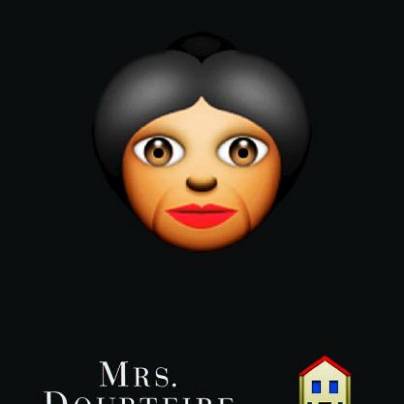Mrs. Doubtfire (1993). Foto:vía emojifilms.tumblr.com