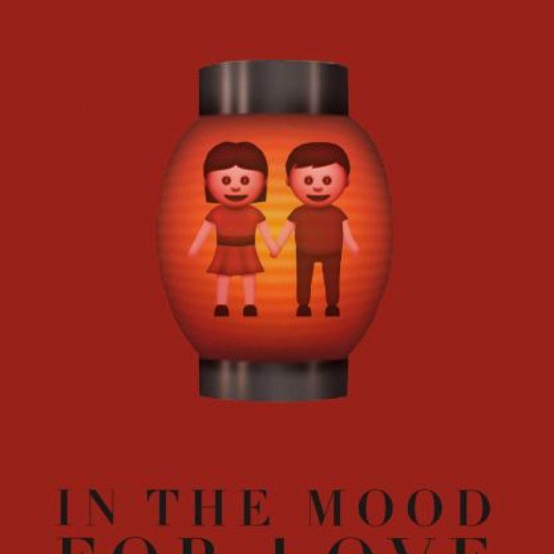 In the Mood for Love (2000). Foto:vía emojifilms.tumblr.com
