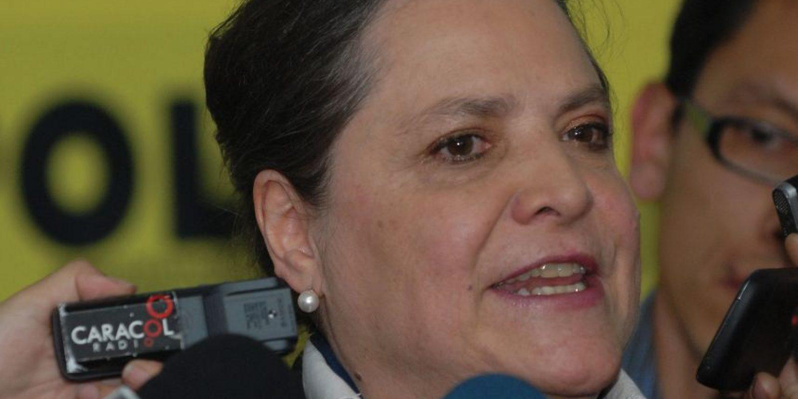 En 2011 fue designada como Alcaldesa (E) tras la destitución de Samuel Moreno Foto:Archivo Publimetro