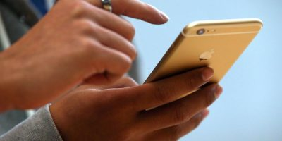 iPhone 6 Plus fue presentado en septiembre de 2014. Foto:Getty Images