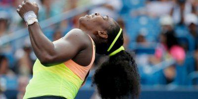 Serena es la número uno del mundo para la WTA Foto:Getty Images