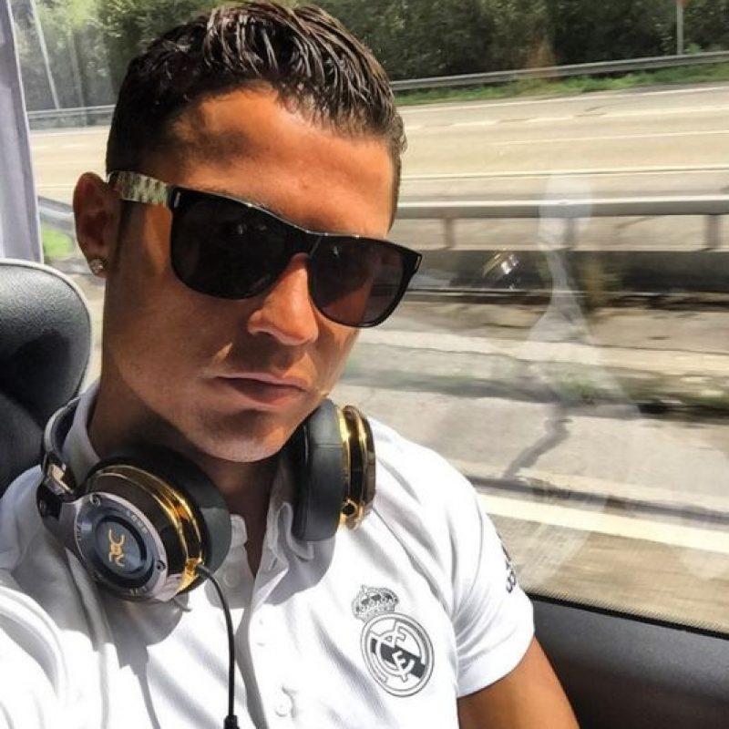 Real Madrid debutó en la Liga BBVA, pero sólo puso sacar un empate sin goles ante el club asturiano, recién ascendido. Foto:Vía instagram.com/Cristiano