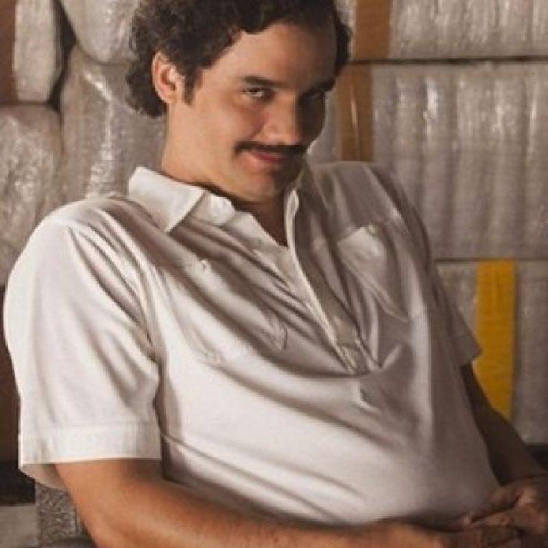 """Interpreta a """"Pablo Escobar"""" Foto:Netflix"""