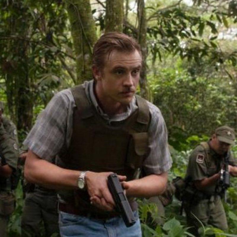 "Le da vida a ""Steve Murphy"" Foto:Netflix"
