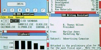 En 1987, la empresa crearía Windows 2.0 con 11 actualizaciones que terminarían hasta 1990 Foto:windows.microsoft.com