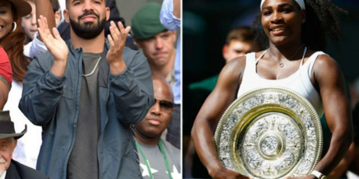 Serena Williams confirma su amor con famoso rapero