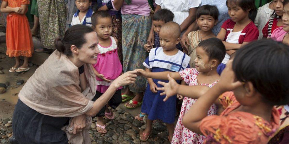 Aseguran que Angelina Jolie padece cáncer y anorexia