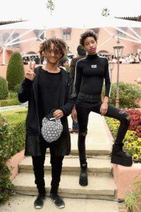Su hermana, Willow Smith, también apoya la idea de desafiar los estereotipos Foto:Getty Images