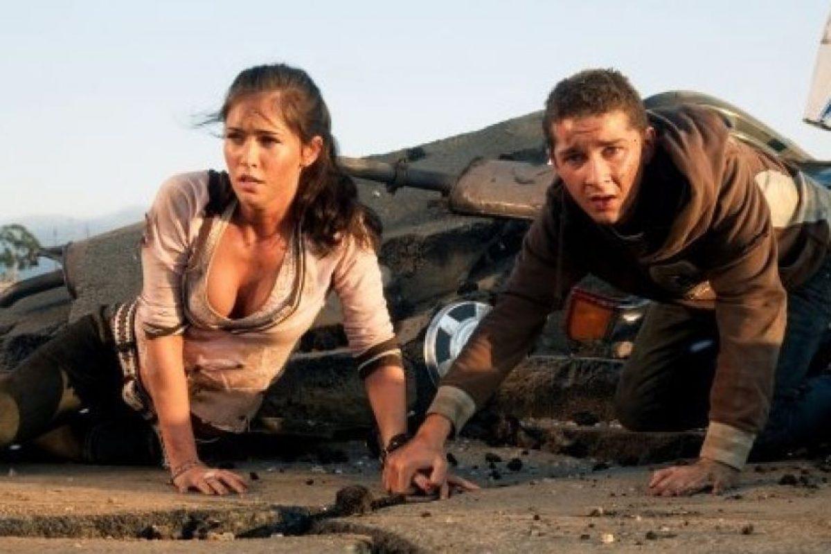 En el 2008 nacieron los rumores de una posible relación entre ellos. Foto:IMDb