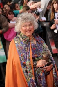 Fue Miriam Margolyes Foto:Getty Images