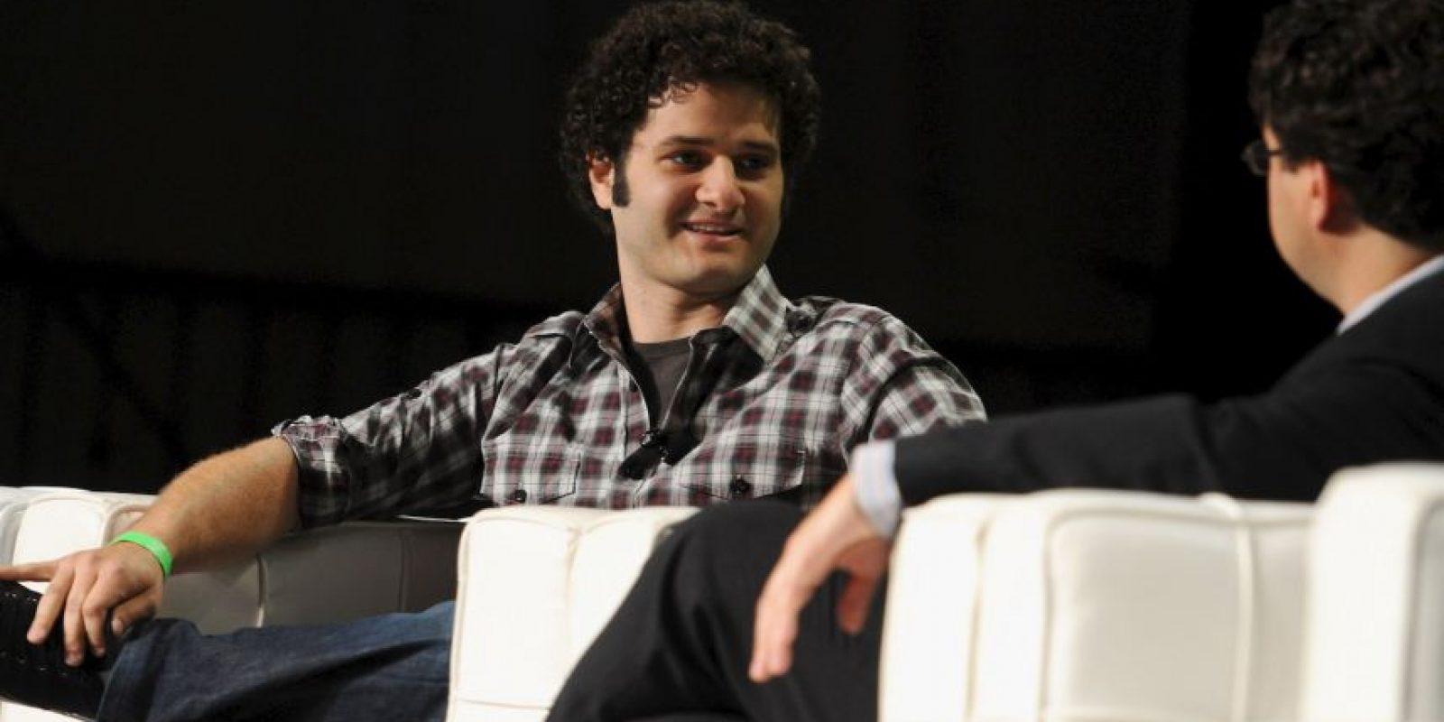 2. Dustin Moskovitz, cofundador de Facebook, de 31 años. Foto:Getty Images