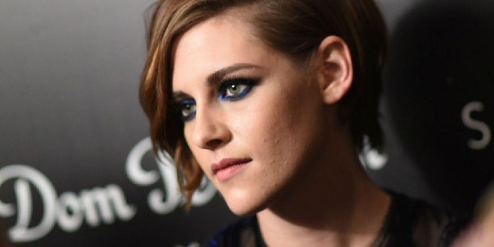 """""""Pero soy una actriz. Vivo en la ambigüedad de la vida y me encanta"""", agregó en su entrevista con la revista """"Nylon"""". Foto:Getty Images"""