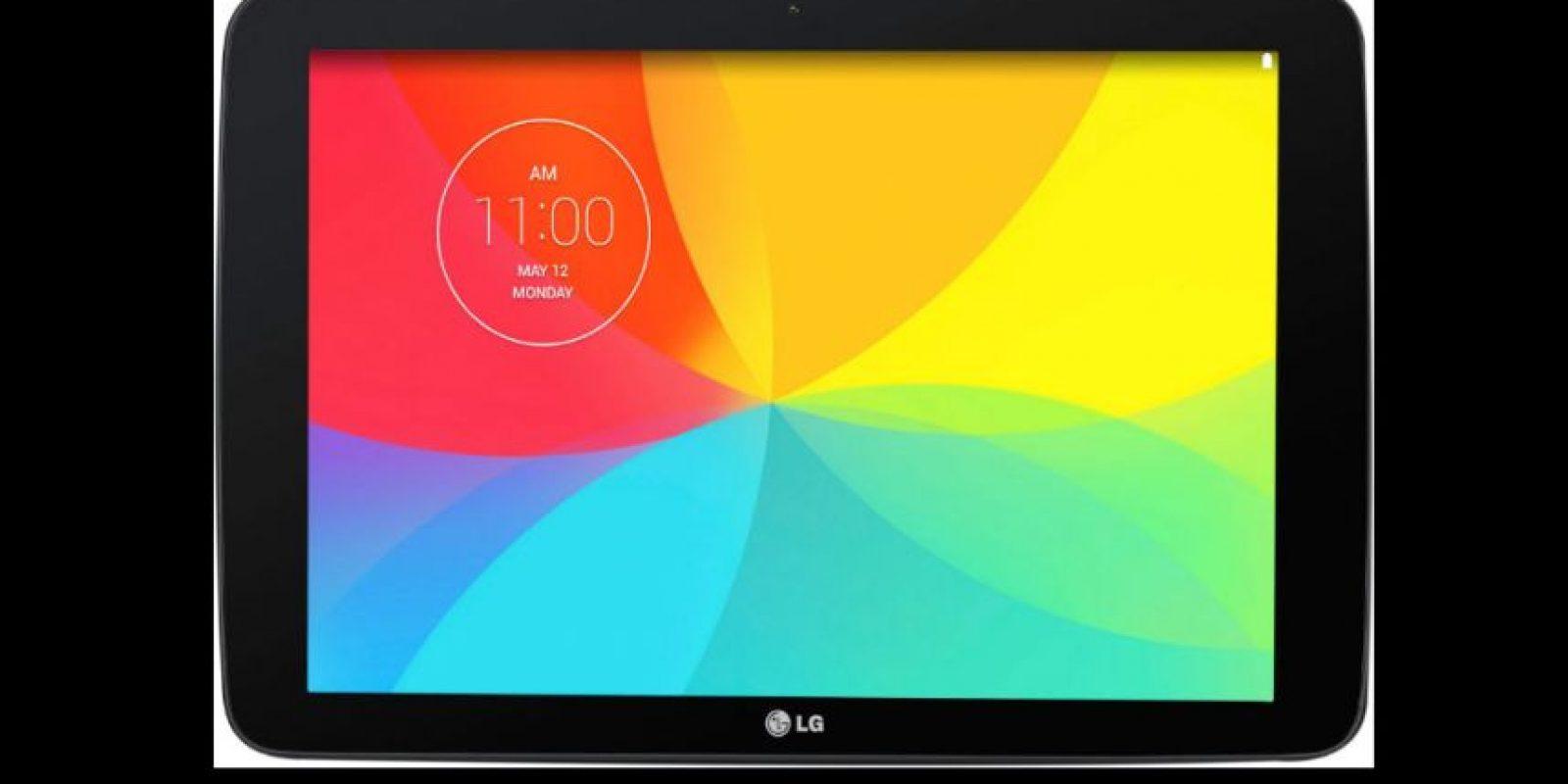 Y cámara trasera de 5 megapíxeles y frontal de 2 megapíxeles Foto:LG