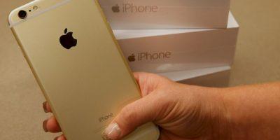Fue vendido inicialmente con el sistema operativo iOS 8 Foto:Getty Images